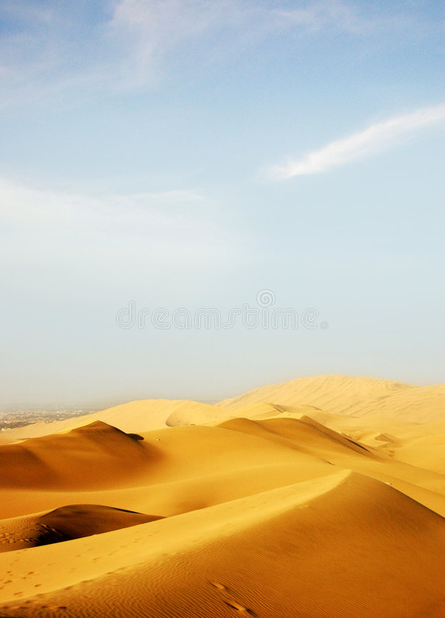 Download The Desert stock image. Image of lonely, nature, sand - 9043657
