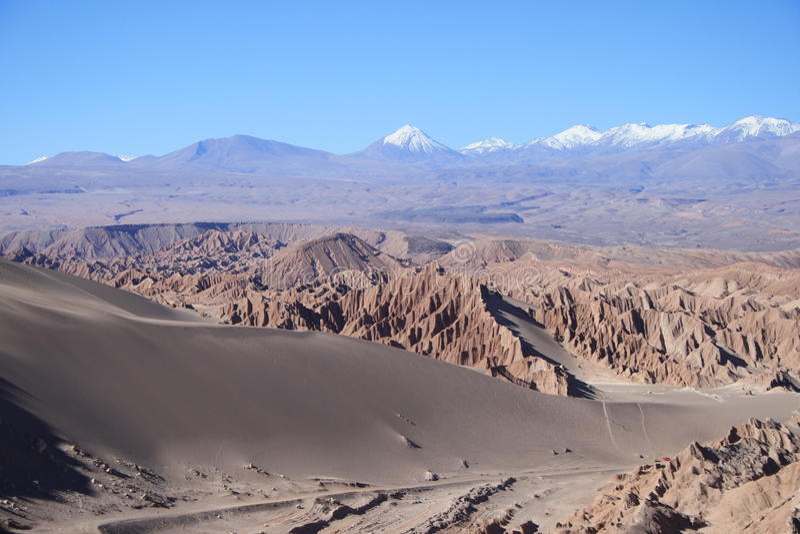 Desert Atacama stock image