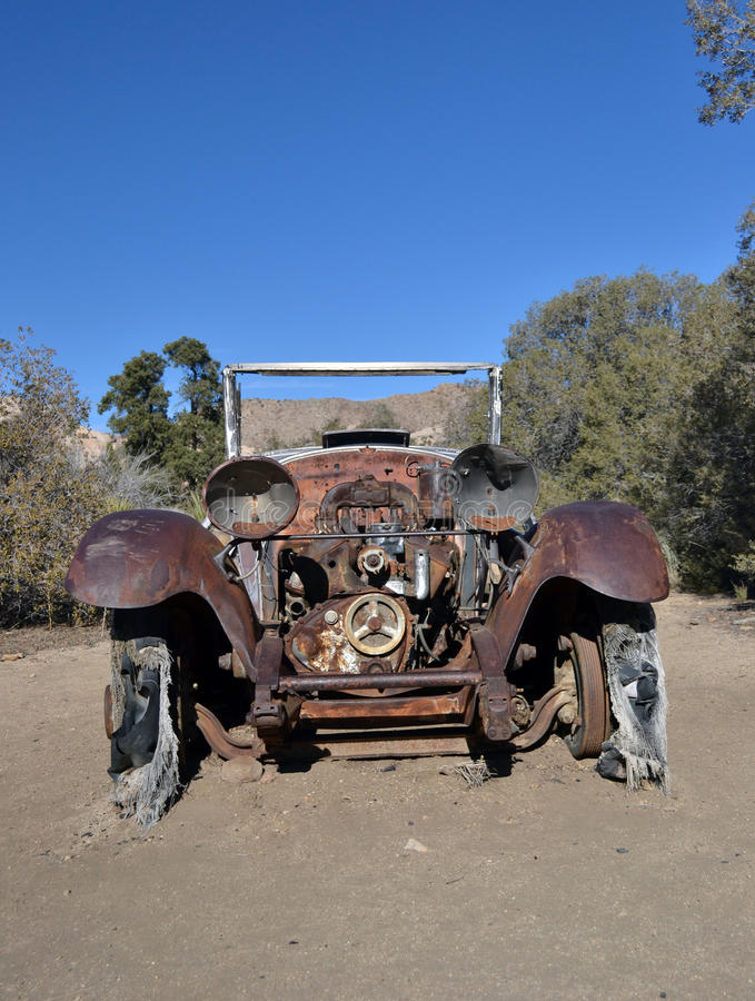 Download Desert auto stock photo. Image of outside, desert, decay - 36289324