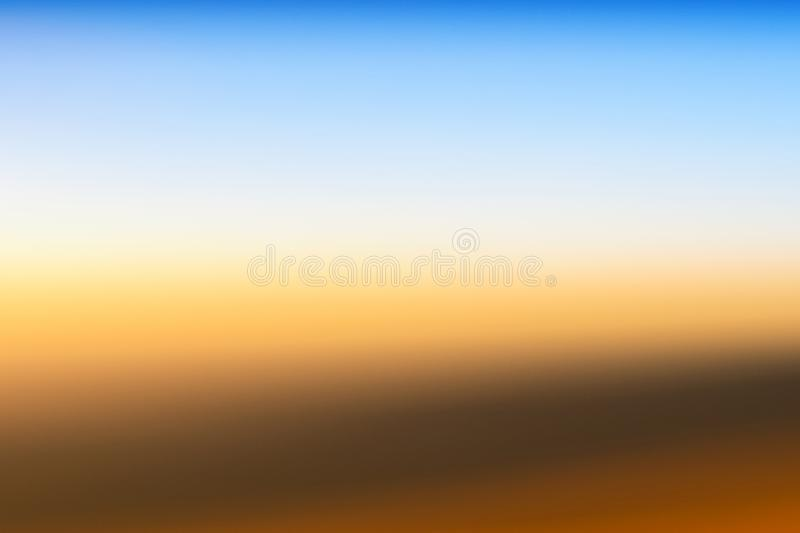 Desert blurred background. Natural environments concept.  stock photos
