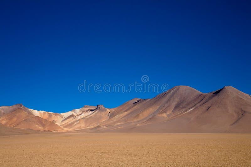 Desert, Bolivia royalty free stock photo