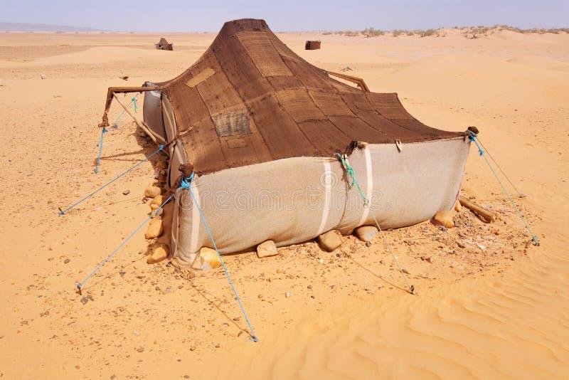 Desert Camp Stock Images