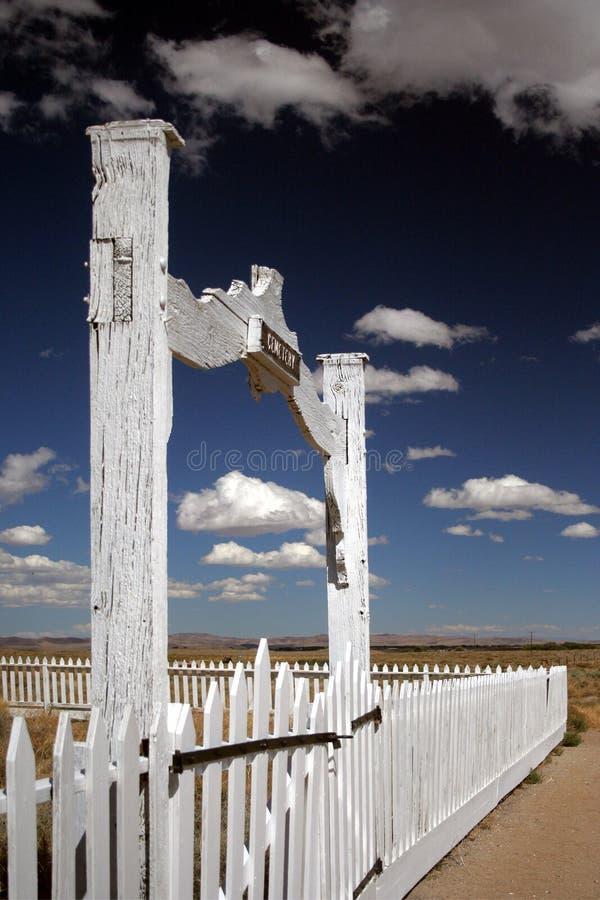 Download Desert Cemetery stock image. Image of bury, tomb, nevada - 784395