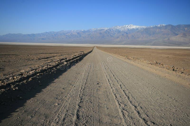 Download Desert Dirt road stock image. Image of highway, death - 8017325