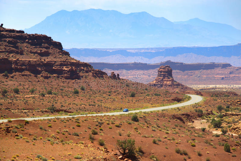 Download Desert drive stock photo. Image of black, desaturated - 25815766
