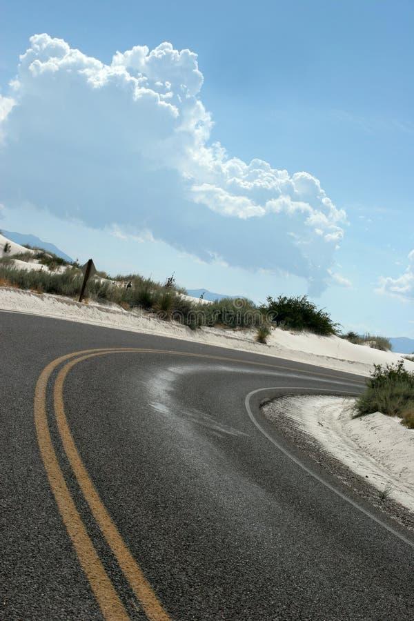 Free Desert Highway Stock Images - 1357504