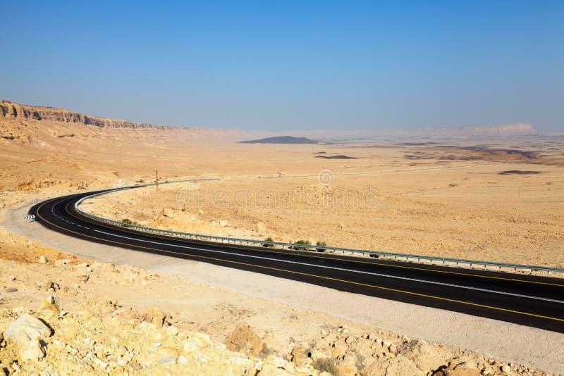 Download Desert highway stock image. Image of desert, heat, nobody - 30916415