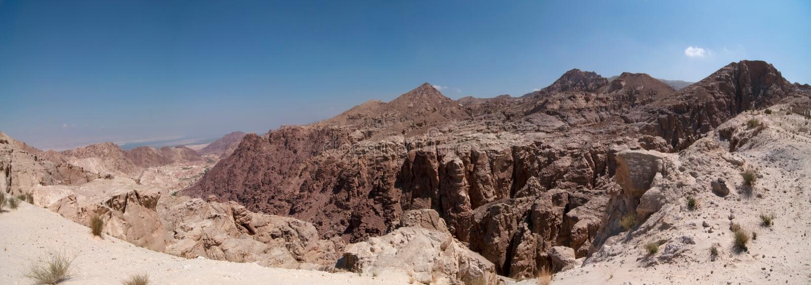 Download Desert hills at midday stock image. Image of east, holy - 12425789