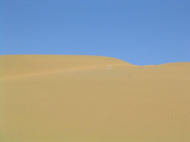 Desert horizon stock photos