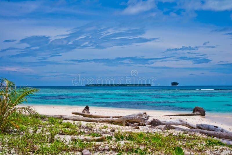 Desert Islands Stock Image
