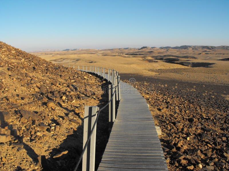 Desert,israel,negev,mountain,sky,Bridge stock images