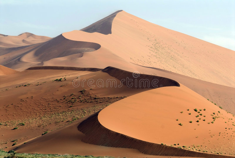Download Desert In Namibia Royalty Free Stock Images - Image: 4526819