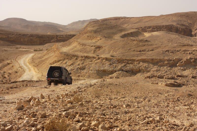 Desert Off Road Trip Stock Photo