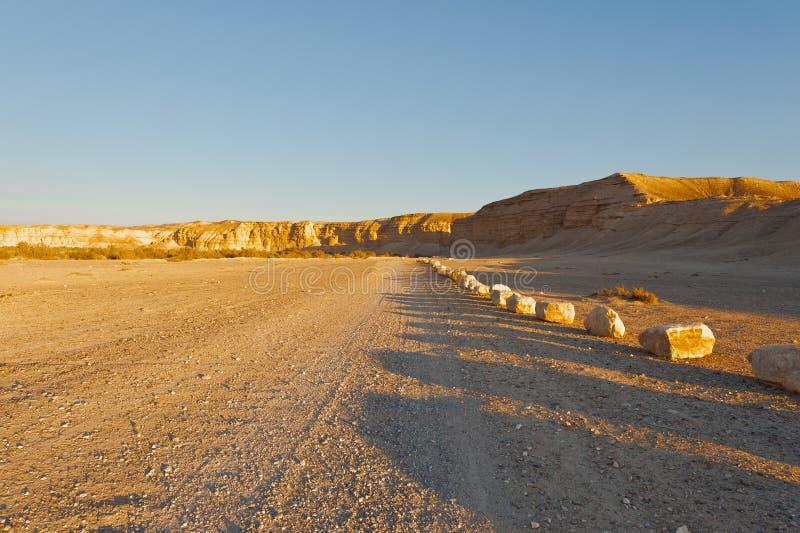 Download Desert Road stock photo. Image of israel, crater, road - 38828440