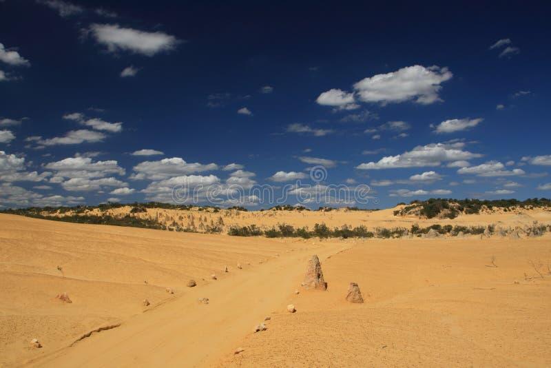 Download Desert Road,Western Australia Stock Image - Image: 26141883