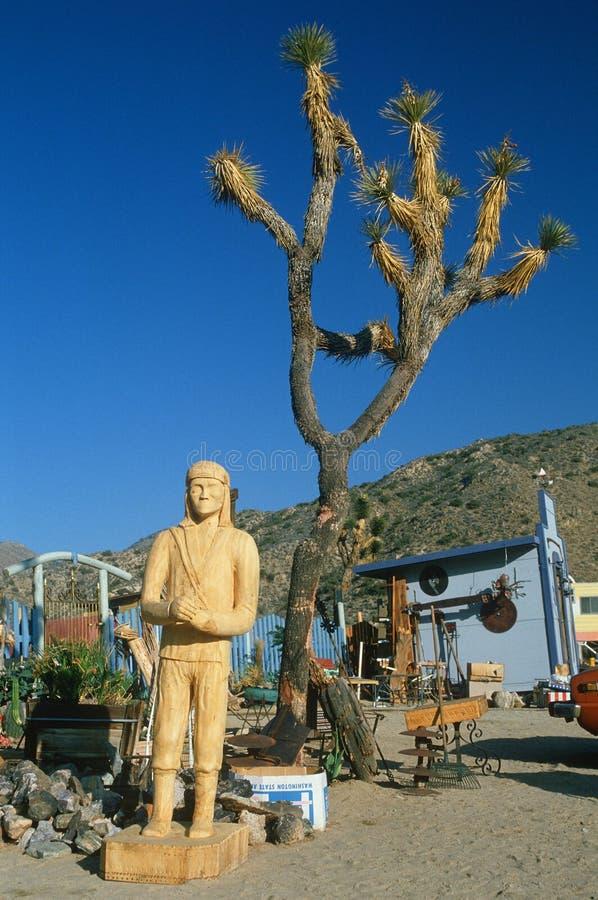 Download Desert roadside attraction stock image. Image of united - 23177935