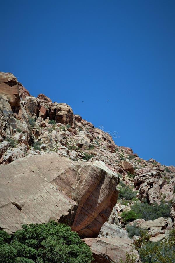 Desert Rocks stock image