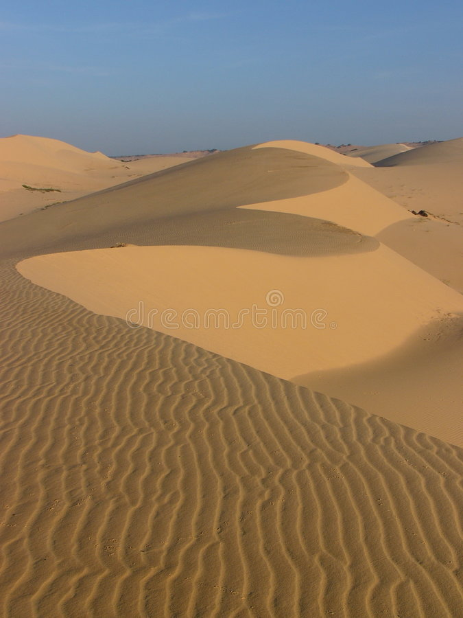 Download Desert scene stock photo. Image of rough, orange, desert - 6809882