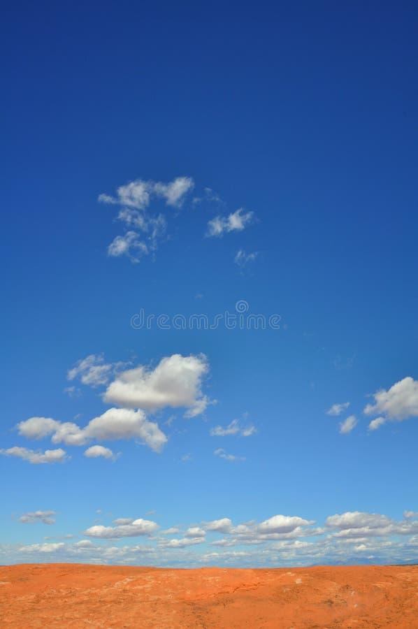 Desert Skyscape Royalty Free Stock Image