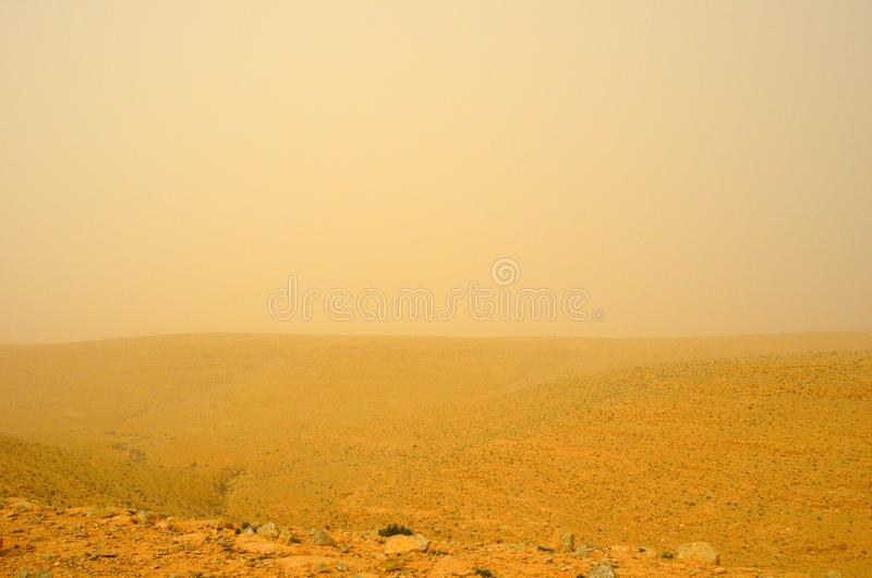 Download Desert storm stock image. Image of sandy, horizontal - 40113577