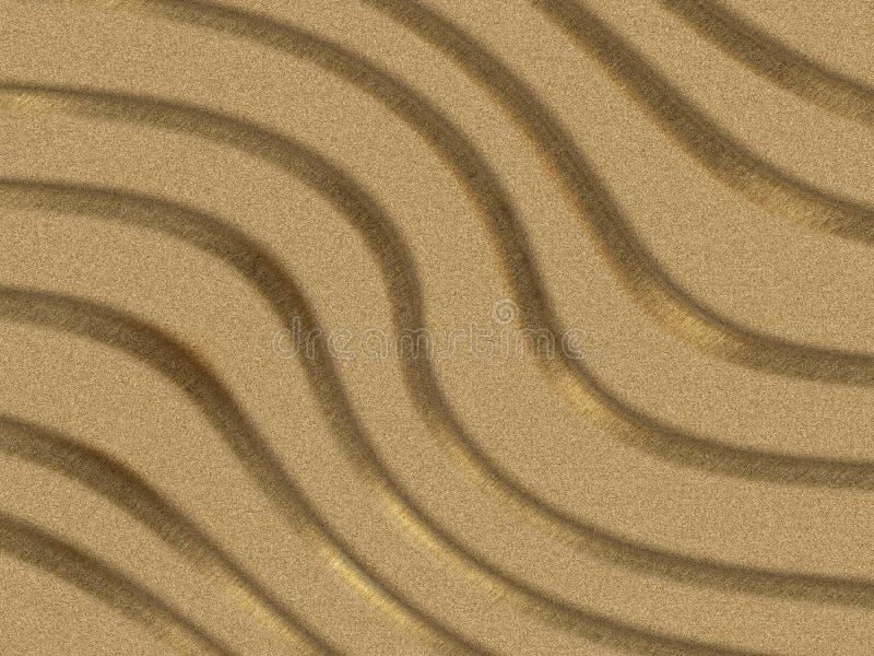Desert texture royalty free stock photo