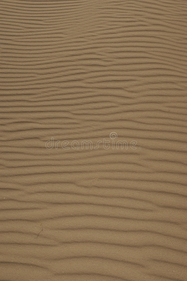 Desert Texture Royalty Free Stock Photography