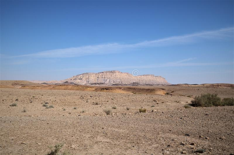 Desert view royalty free stock photography