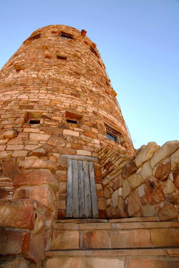 Download Desert View Watchtower, Grand Canyon Stock Image - Image: 20785103