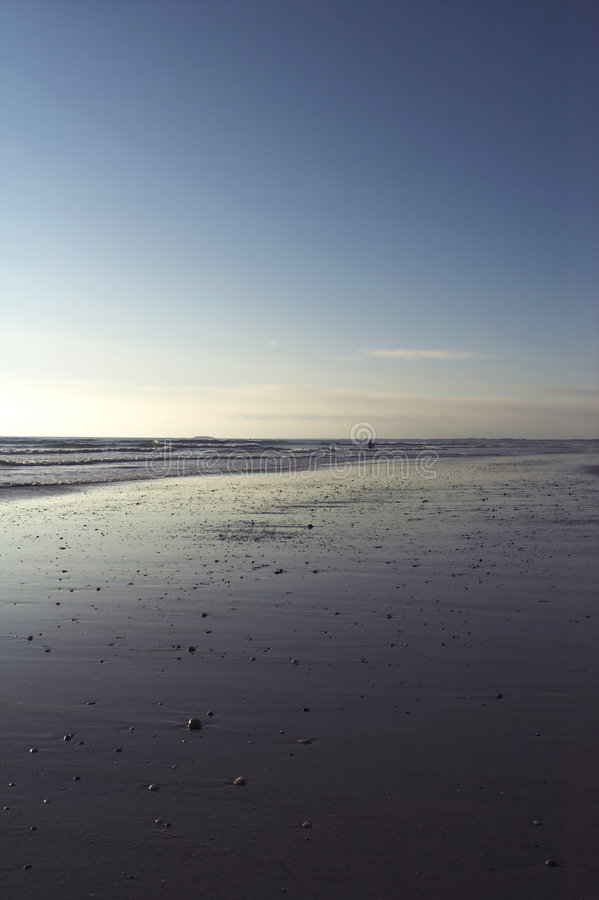 Free Deserted Beach Royalty Free Stock Photos - 1079848