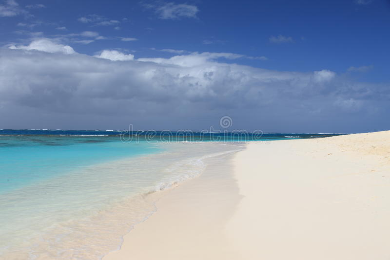 Download Deserted Clean Sandy Beach Stock Photos - Image: 13356463