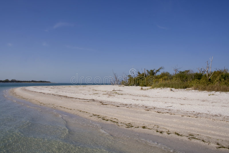 Download Deserted Island stock photo. Image of blue, sunshine, island - 8483542