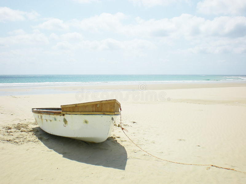 Download Deserted rowing Boat stock photo. Image of shore, rowing - 3978768