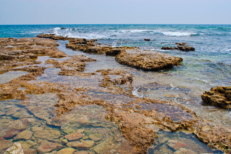 Download Deserted Stony Seacoast Stock Images - Image: 23433764