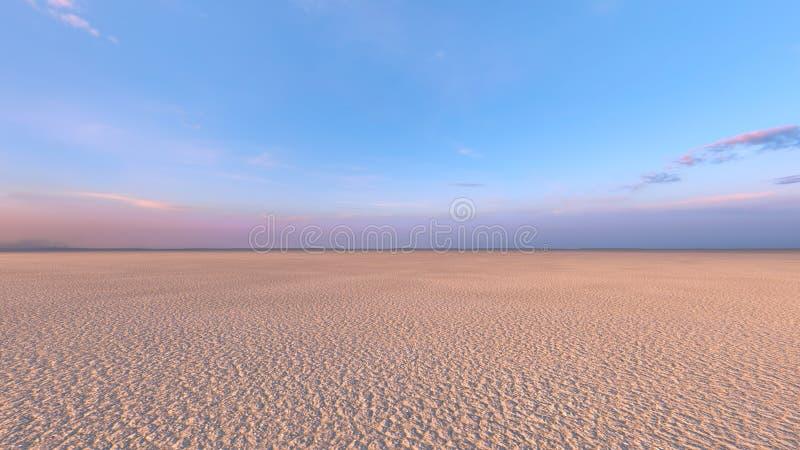 deserti immagine stock