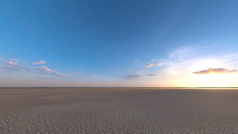 deserti fotografia stock