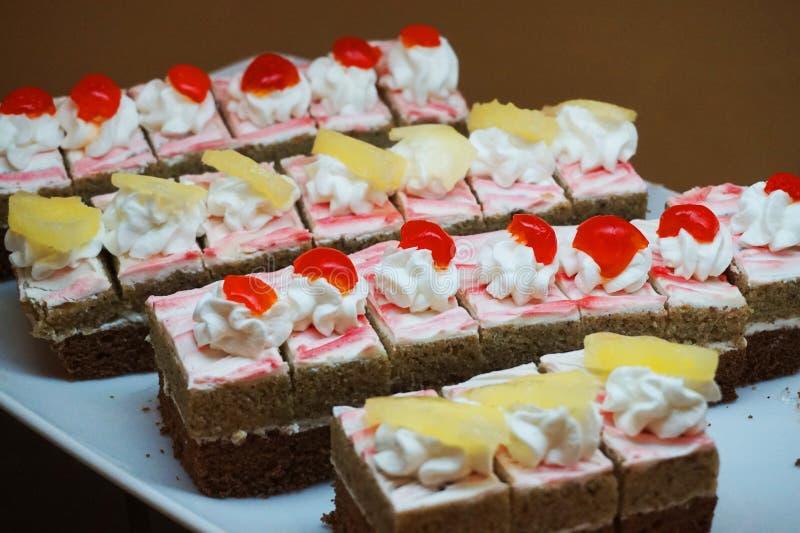 deserti dolci dall'Egitto fotografia stock libera da diritti