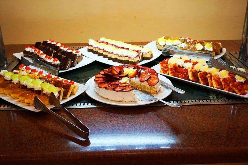 deserti dolci dall'Egitto immagini stock libere da diritti