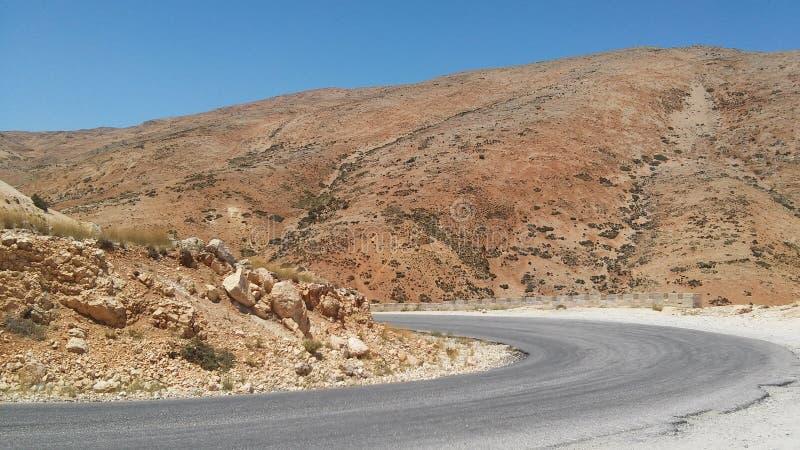 Deserti libanesi fotografia stock libera da diritti
