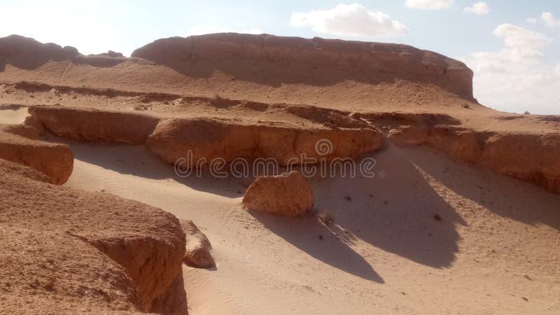Deserto argélia imagem de stock royalty free