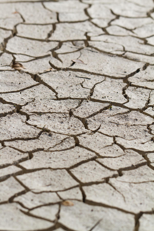 Deserto arido immagini stock