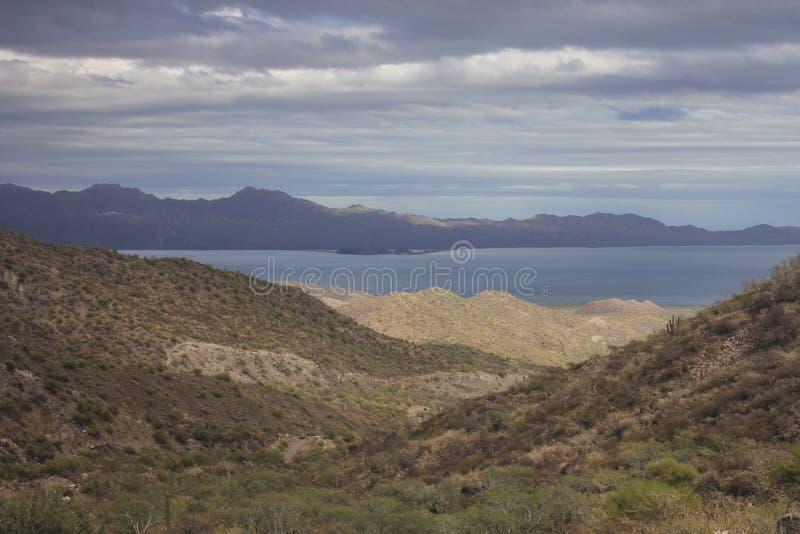 Deserto Baja 2 fotografia stock