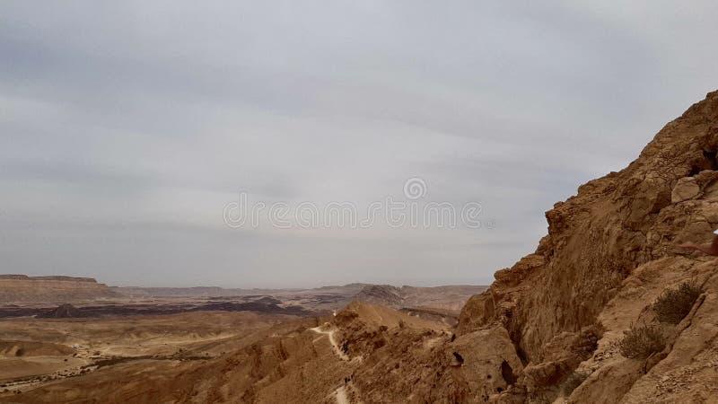 deserto da natureza da paisagem da terra da foto do ar fresco imagens de stock