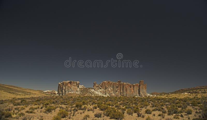 Download Deserto di Atacama immagine stock. Immagine di cielo - 55352691