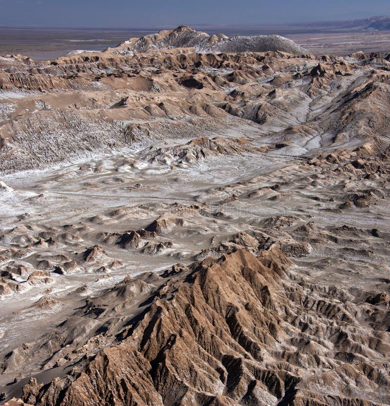 Deserto di Atacama - Cile fotografia stock
