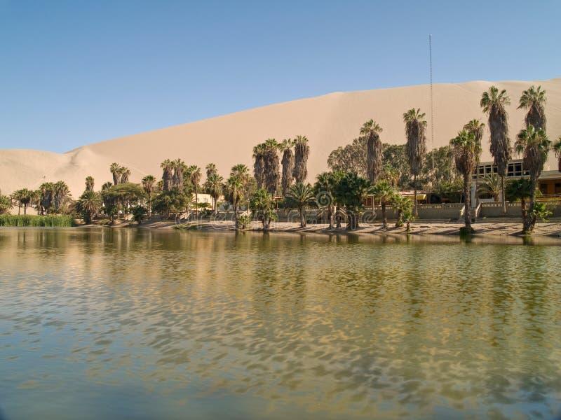 Deserto do AIC, Peru foto de stock