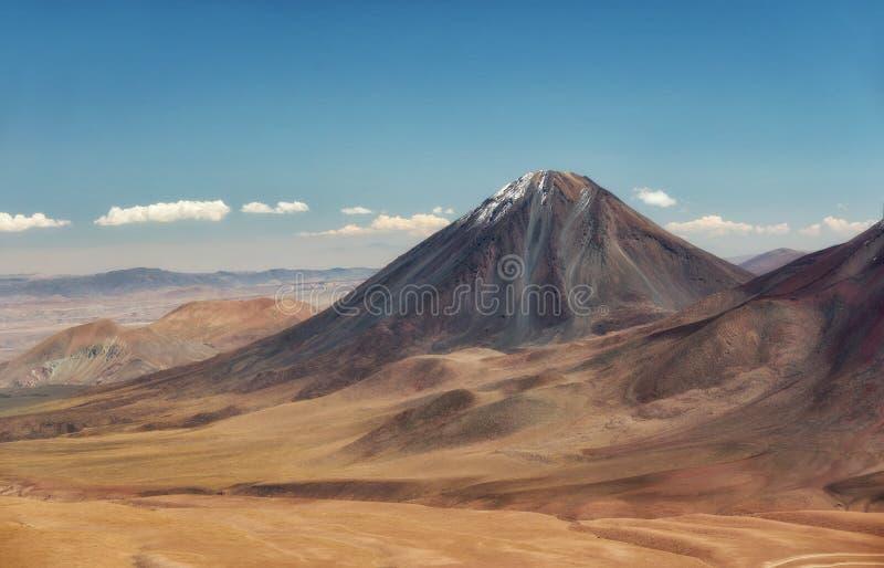 Deserto do Chile Atacama fotos de stock
