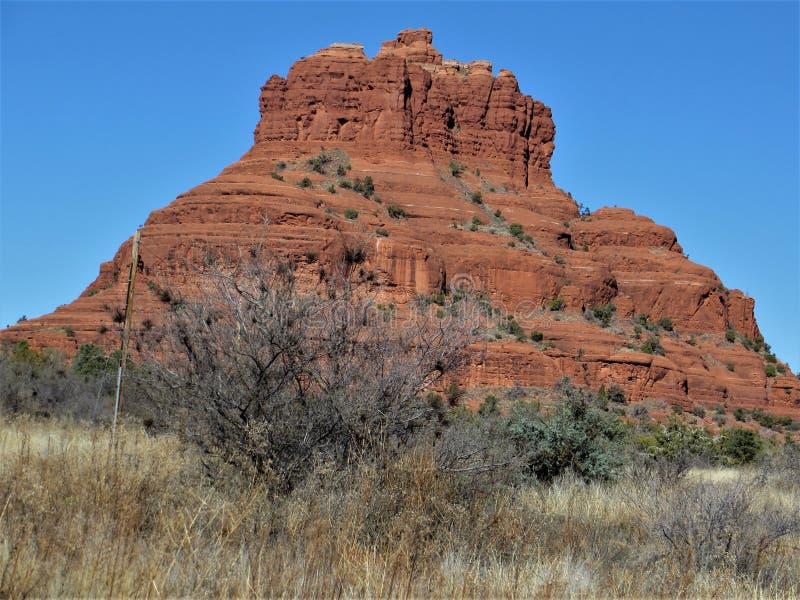 Deserto e montagne fotografie stock libere da diritti