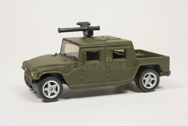 Deserto-Leone di Humvee immagini stock libere da diritti