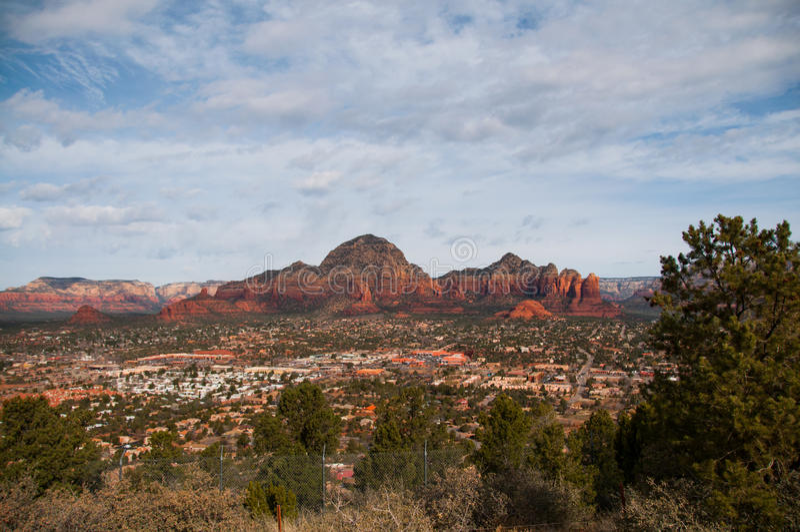 Deserto perto de Phoenix, o Arizona fotos de stock royalty free