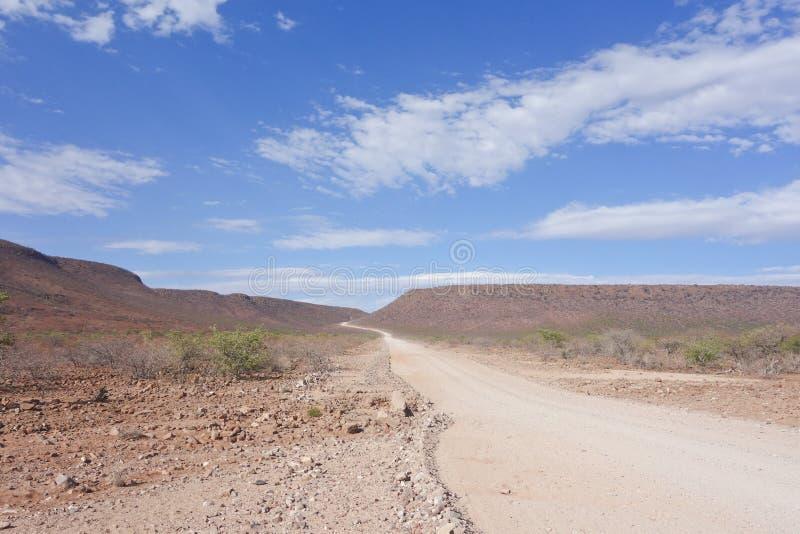 Deserto Road imagens de stock